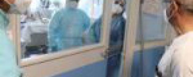 """Des malades de la Covid en """"réa"""" à l'hôpital de Fréjus: une première depuis mai"""