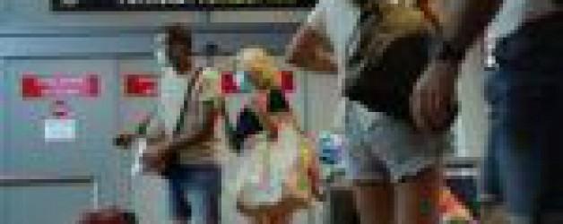 """""""On fait le maximum"""", le préfet des Alpes-Maritimes explique la sécurité sanitaire à l'aéroport de Nice"""